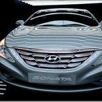 Vazam as primeiras imagens oficiais do novo Hyundai Sonata