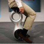 Honda U3-X Concept – Um banquinho robô?