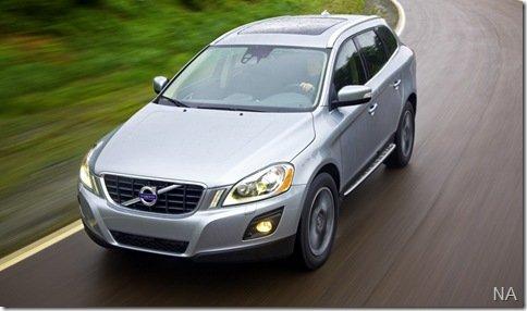 Volvo bate recorde de vendas com mais de 1.000 unidades do XC60 vendidas