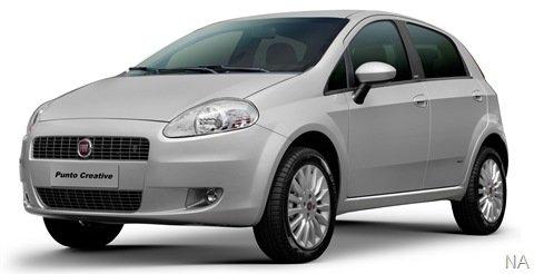 Fiat Punto ELX ganha kit de equipamentos mais atrativo