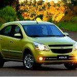Chevrolet lança Agile com preços partindo de 37.708 reais