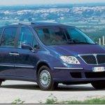 Fiat Ulyesse e Lancia Phedra serão descontinuados em 2010