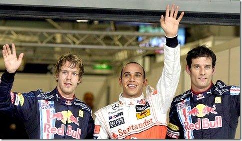 Hamilton conquista Pole Position para o GP de Abu Dhabi