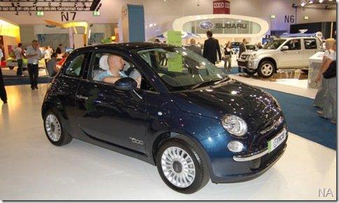 Fiat e Chrysler estão desenvolvendo carros elétricos em conjunto
