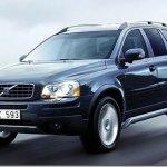 Volvo XC90 ganha retoques para a linha 2010