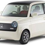 Honda EV-N: Mais um conceito Honda para o Salão de Tóquio