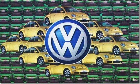 Volkswagen diz que chegará a 1 milhão de unidades vendidas por ano a partir de 2014