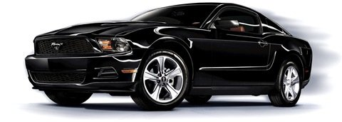 Ford apresenta o Mustang V6 2011