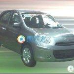 Fotos oficiais do novo compacto da Nissan caem na rede