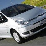 Citroën equipa Xsara Picasso com bancos de couro de série