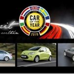 Foram anunciados os finalistas do European Car of the year 2010