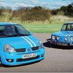 Renault confirmou o retorno da  Gordini