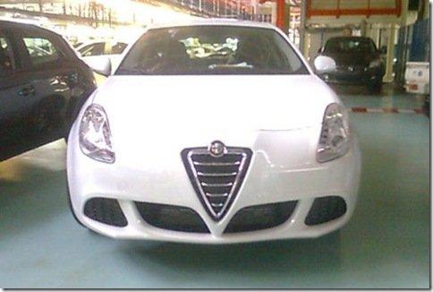 Milano não será o nome do novo Alfa Romeo
