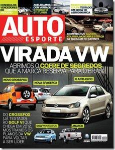 CrossFox aparece nas capas da edição de dezembro das principais revistas do país