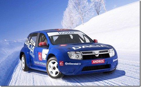 Dacia revela o Duster, que deve chegar ao Brasil em 2010