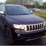 Novo Jeep Grand Cherokee é flagrado sem disfarces nos EUA