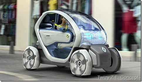Renault anuncia produção de dois modelos elétricos
