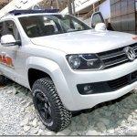 Volkswagen Amarok será o veículo oficial do Rally Dakar