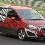 Nova Opel Meriva começa a ser produzida na Europa