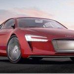 Audi irá produzir 1.000 unidades do e-tron