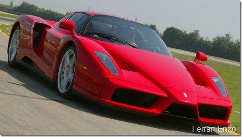 Ferrari F70 deverá ser a substituta da Enzo