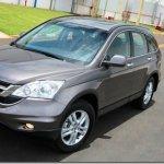 Honda lança CR-V 2010 por R$ 88.410