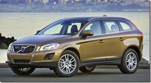 Volvo anuncia novo recall para o XC60