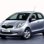 Toyota anuncia compacto para o Brasil