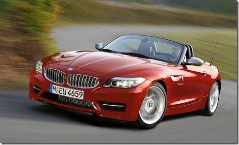 BMW Z4 sDrive 35is: Versão mais potente do Z4 será mostrada em Detroit
