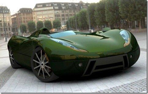 Climax Sports Racer entra em produção em 2010