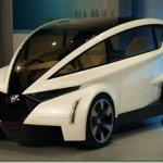 Salão de Los Angeles 2009 – Honda P-NUT Concept