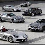 Mercedes fabrica o último carro em parceria com a McLaren