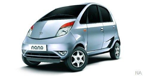 Tata Nano poderá ter versão híbrida