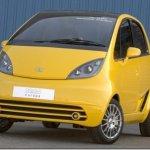 """Tata Nano Europa: Versão de """"luxo"""" do Nano chega à Europa em 2010"""