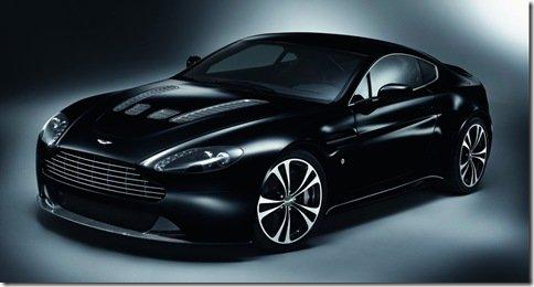 Aston Martin DBS e Vantage V12 ganham série Carbon Black