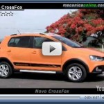 Video – Novo CrossFox 2010 no Mecânica Online