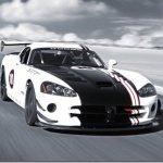 Dodge Viper ACR-X é a última série especial antes do fim do Viper