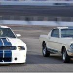 Mustang Shelby ganha versão GT350 2010