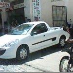 Versão simples da Peugeot 207 picape é flagrada