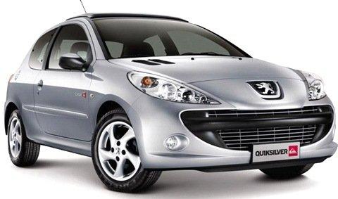 Peugeot 207 Quiksilver será vendido no Brasil