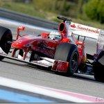 Ferrari revela o carro da Temporada de 2010 da F1