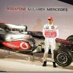Primeiras imagens do McLaren MP4-25