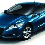 Salão de Detroit – Honda CR-Z 2011