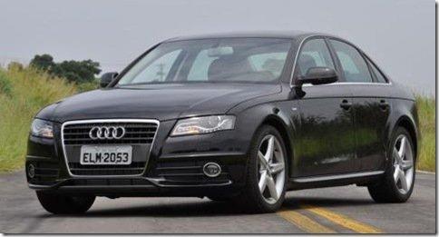 Audi lança A4 Sport no Brasil