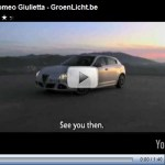 Video teaser – Alfa Romeo Giulietta