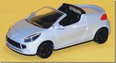 Desenho do novo Renault Twingo é revelado por miniatura