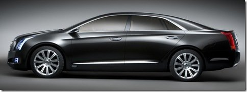 Salão de Detroit – Cadillac XTS Platinum Concept