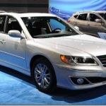 Hyundai apresenta Azera 2011 em Chicago