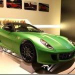 Imagens da Ferrari 599 GTB Fiorano Hybrid caem na Internet