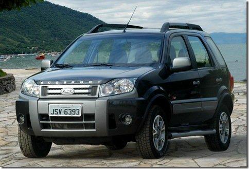 Ford apresenta oficialmente a EcoSport 2011